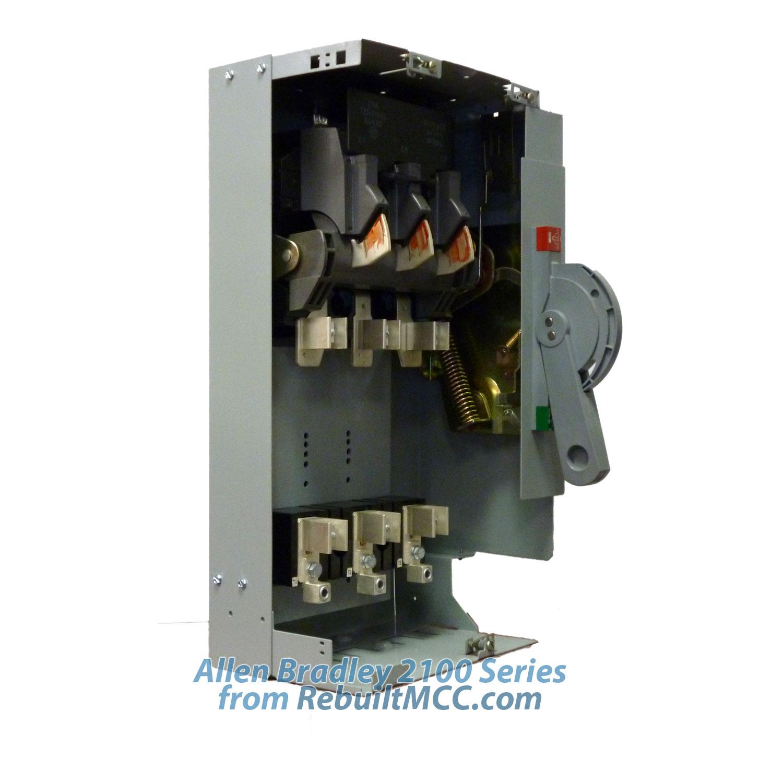 Allen Bradley 2100 Series Motor Control Centers (MCCs) new ...