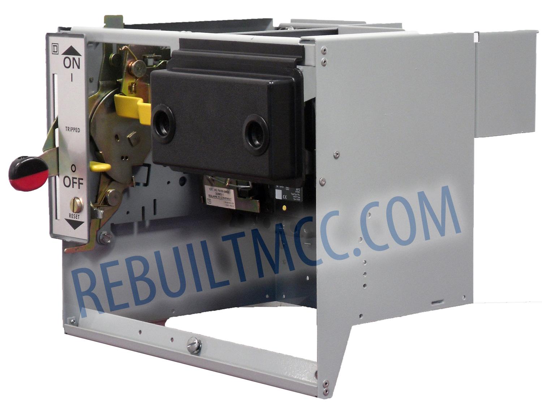 Square d model 5 motor control centers mccs new used for Square d motor control bucket